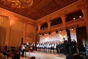 Концерт в Музее Фаберже.