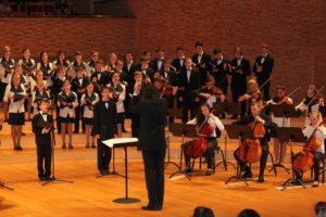Юбилейный концерт. Мариинский театр. 2015